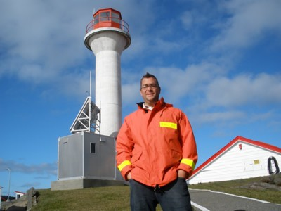Jason Beukens Principal Lighthouse Keeper